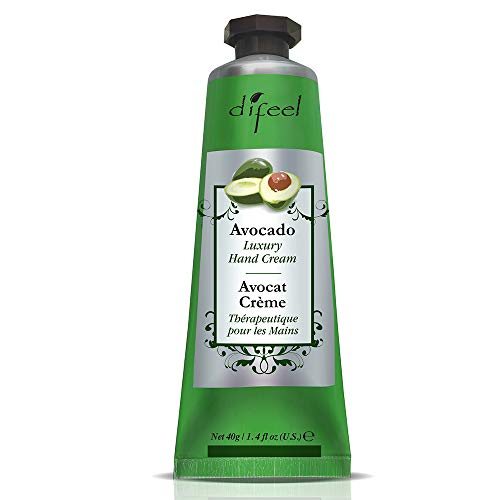 Difeel Therapeutic Hand Cream with Avocado Oil 1.4 Ounce (6-PACK)