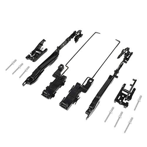 Sunroof Track Repair Kit Replacement for Ford F-150 F-250 F-350 F-450 Expedition Lincoln Navigator Mark LT 00-17