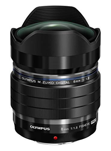 OLYMPUS マイクロフォーサーズレンズ M.ZUIKO DIGITAL ED 8mm F1.8 Fisheye PRO EF-M0818PROBLK
