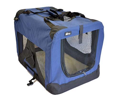 topPets Portable Soft Pet Carrier - Medium:...