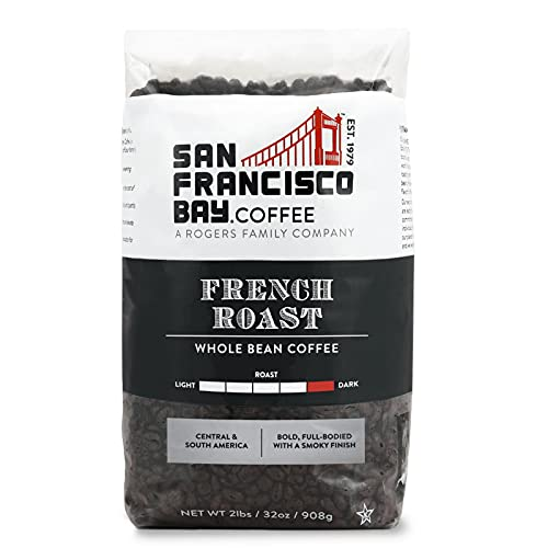 SF Bay Coffee French Roast Whole Bean