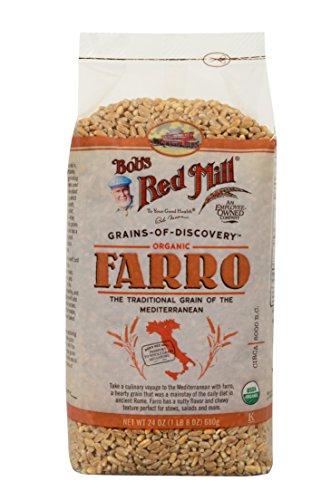 Bobs Red Mill Grain Farro 24 OZ
