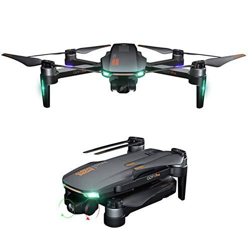 HUAXM GPS FPV droni Pieghevoli, 4K Fotocamera Utilizza 4 Assi 4KM Giunto cardanico, Macchina Fotografica, Mi segua, 5G a Lungo Raggio di Controllo remoto, Il miglior Regalo per i Principianti