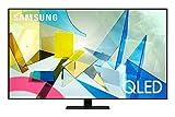 SAMSUNG 75-inch Class QLED Q80T Series - 4K UHD Direct Full Array 12X Quantum HDR 12X Smart TV with...
