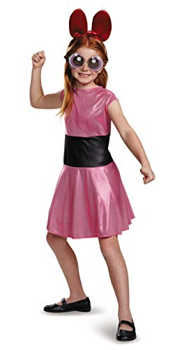 Blossom Classic Powerpuff Girls Cartoon Network Costume, Small/4-6X