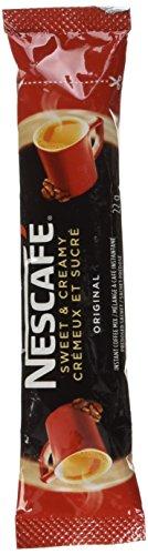 NESCAFÉ Sweet & Creamy Original, Instant Coffee Sachets, 18x22g (18 Cups)