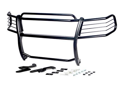 Hunter Premium Truck Accessories Black Grille Guard Compatible for 99-03 Ford F-150/250LD 2WD / 99-02 Expedition 2WD