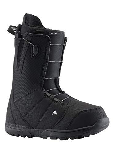 Burton 10436105001, Moto - Scarponi da Snowboard, Uomo, Nero, 43