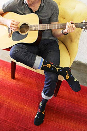 Foot Traffic, Musical Notes and Bars, Expressing the Love of Music on your Feet