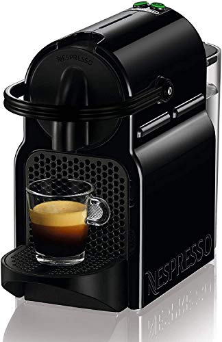 De'Longhi Nespresso Inissia EN80.B Macchina per caff espresso, a capsule, 1260 W, 1 Tazza, 14...