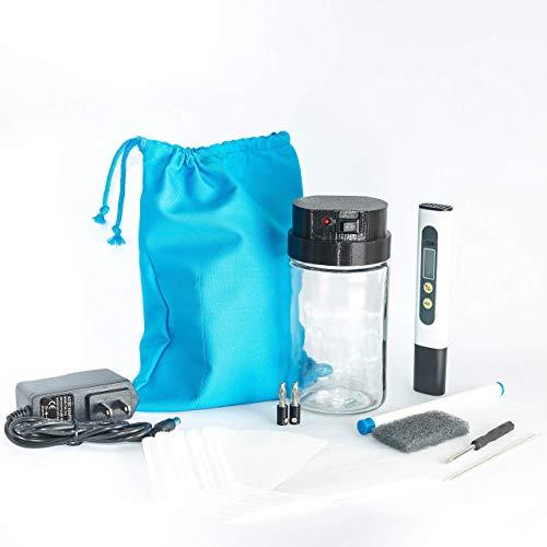 Colloidal Silver Generator - Nano Pure Ionic Colloidal Silver - All You Need to Produce...