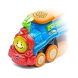 VTech Go! Go! Smart Wheels Press and Race Train, Multicolor