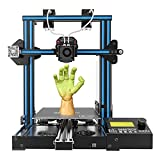 Geeetech-GIANTARM Upgrade A10M Mix-Color 3D Printer with Dual Extruder, Easy Assembly 3D Printer with Resume Printing, Filament Detector and Build Volume as 220x220x260mm