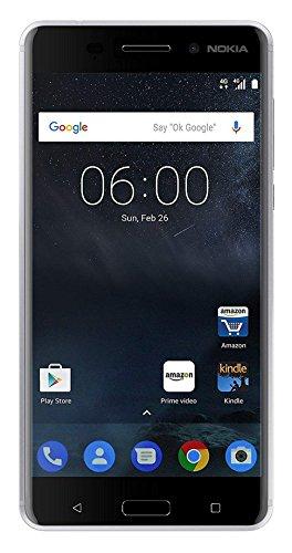 Nokia 6 (Matte Black/Silver, 32GB) 12