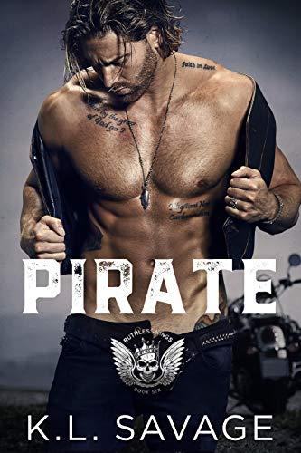 Pirate (Reyes Implacables nº 6) de K.L. Savage