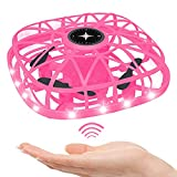 Mini Drone UFO Drone Enfant Jouets Pour Enfants Hélicoptère Hand Fly Spinner Cadeau Garçon Fille Adulte Intérieur Extérieur Jardin Jeux 3 4 5 6 -12 Ans