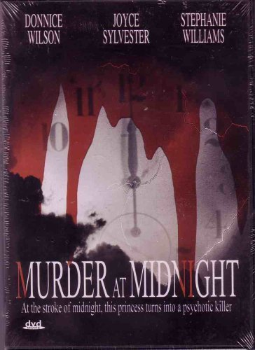 Murder At Midnight by Donnice Wilson
