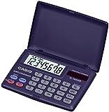 CASIO SL-160VER  - Calculadora básica, 10 x 87 x 58 mm plegado y 8 x 87 x 117.5...