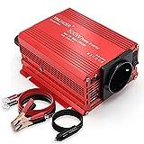 Convertisseur 500W 12V 220V Convertisseur de Tension Double USB Power Inverter...