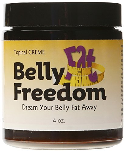 Herbalix Restoratives Belly Fat Freedom Creme, 4 Ounce 1