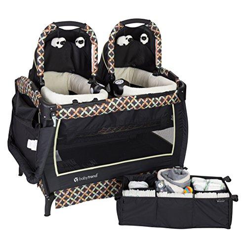 Baby Trend Twin Nursery Center, Circle Tech