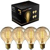 Ampoule Vintage E27, Woowtt Ampoule Edison,Dimmable Ampoule Filament Antique...