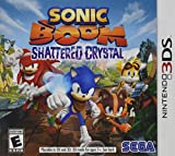 Sonic Boom: Shattered Crystal - Nintendo 3DS (Video Game)