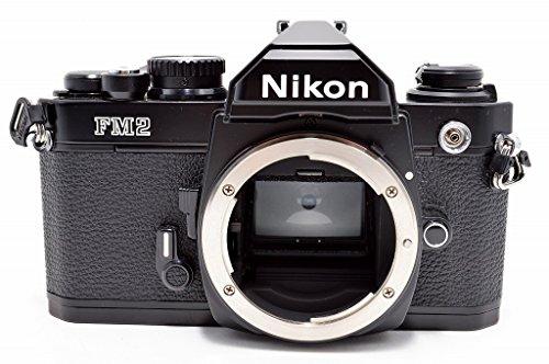 Nikon NewFM2 ブラック