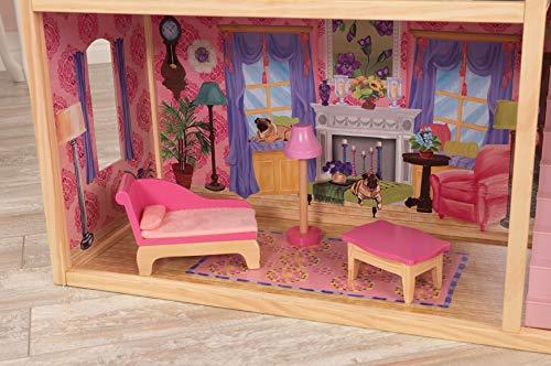 Image 7 - Kidkraft - 65092 - Maison de Poupées en Bois Kayla [Exclusif Amazon]