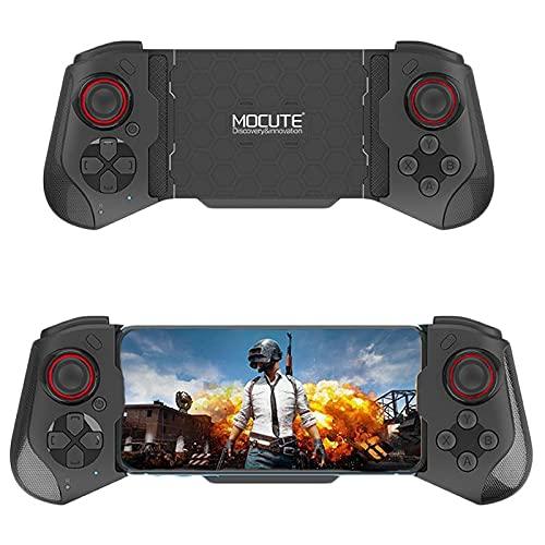 OBEST Controlador de Juegos Móvil Inalámbrico, Bluetooth...