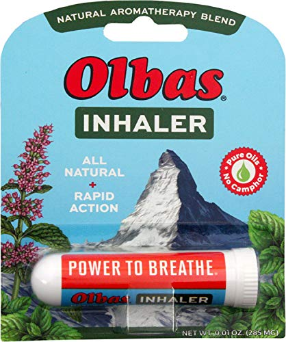 Olbas Aromatherapy Inhaler - Vapor Therapy - 0.01 Oz
