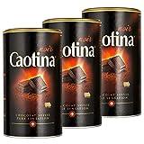 Caotina noir, Poudre de Cacao avec du Chocolat Noir Suisse, Chocolat...