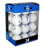 Nike Mix Golf Balls - Top Styles! 24 Near Mint Quality Used Golf Balls (AAAA RBZ One Tour and More golfballs!)