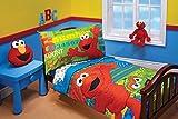 Sesame Street ABC 123 4 Piece Toddler Set