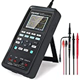 Digital Oscilloscope Kit, 3 in 1 Universal Test Instrument, Oscilloscope + Waveform Generator + Multimeter, Large Capacity Lithium Battery (40 MHz + 2CH + DMM + AFG)