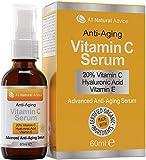 Sérum 20% Vitamina C • Orgánico • 60 ml • Vitamina E • Ácido...