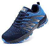 Axcone Homme Femme Air Running Baskets Chaussures Outdoor Running Gym Fitness...