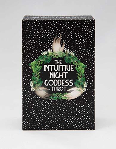 The Intuitive Night Goddess Tarot: Deck and Guidebook