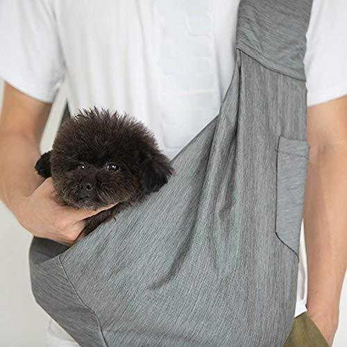Hifuture Haustier Rucksack Tragbare Haustier Tragetasche Atmungsaktiv Hundetragebeutel Für Kleine Und Mittlere Haustiere Enjoyable