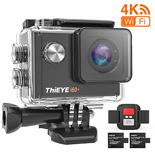 ThiEYE i60+ Action Camera 4K WiFi 20MP 170 Grandangolare 2.0'' LCD HD Screen 2.4G Telecamera...