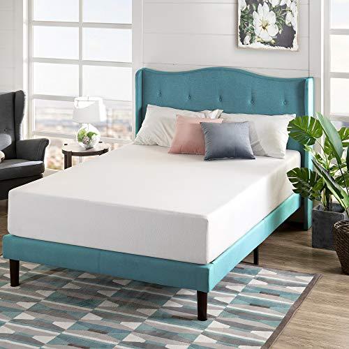 Zinus 12 Inch Green Tea Memory Foam Mattress / CertiPUR-US Certified / Bed-in-a-Box / Pressure...