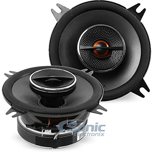JBL GX402 4' 210W Peak Power 2-Way GX Series Coaxial Car Audio Loudspeakers