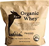 Raw Organic Whey - USDA Certified Organic...