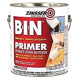 1 gal Zinsser 00901 White Zinsser, B-I-N Shellac Base Interior/Exterior Primer/Sealer Pack of 1