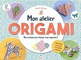 Mon atelier origami : Le livre explicatif avec 3000 feuilles, 3 formats, 15 modèles à...