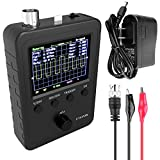 ETEPON Digital Oscilloscope Kit with BNC-Clip Cable Probe, Power Adapter (Assembled Finished Machine) EM001