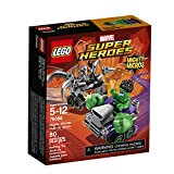LEGO Super Heroes Mighty Micros: Hulk vs. Ultron 76066 by LEGO