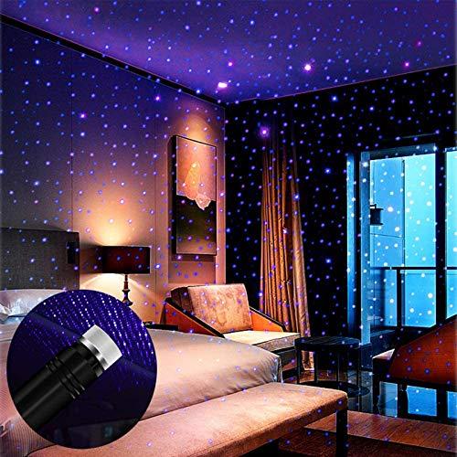 Star Projector Night Light, BAILONGJU Auto Roof Lights, Adjustable...