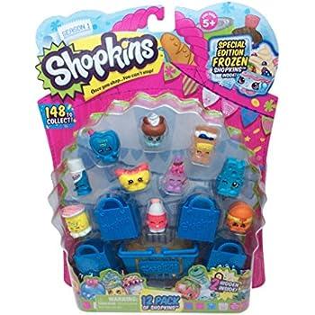 Shopkins Season 1 Value Pack 16 1 12 Pack Shopkin Toys