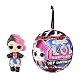 LOL Surprise BFF Sweethearts Rocker Doll with 7 Surprises, Limited Edition for Valentine's Day